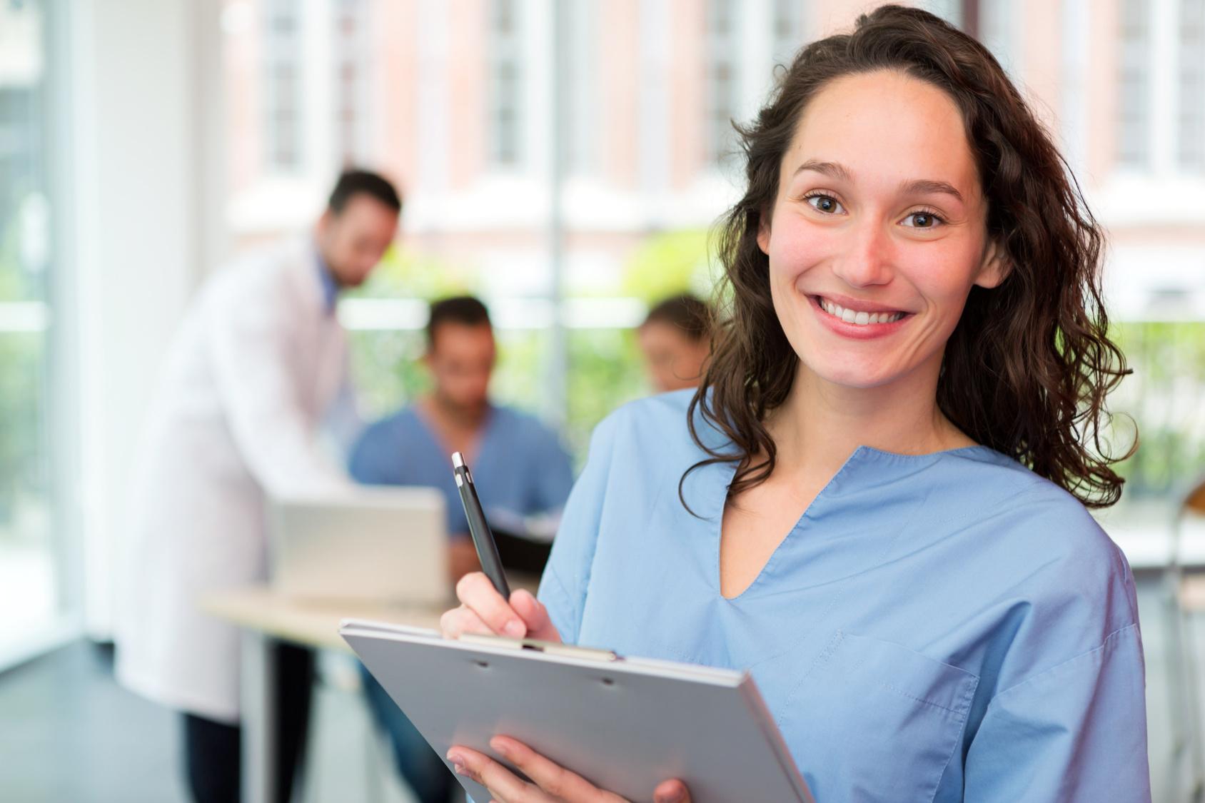 Karriere in der Spesssart-Klinik